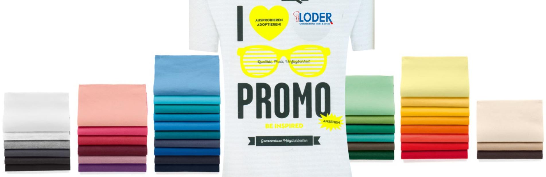 Logisch Loder Textildruck in Österreich